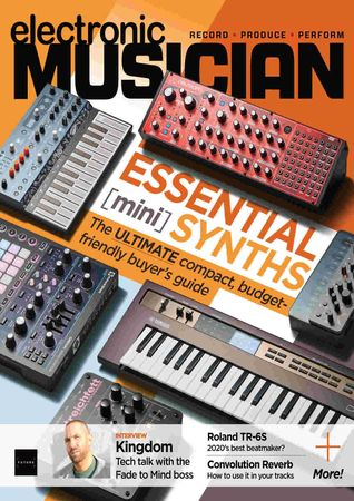 Electronic Musician – February 2021 PDF