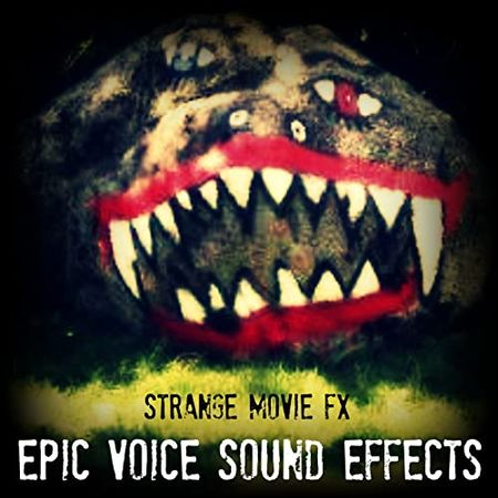 Epic Voice Sound Effects FLAC