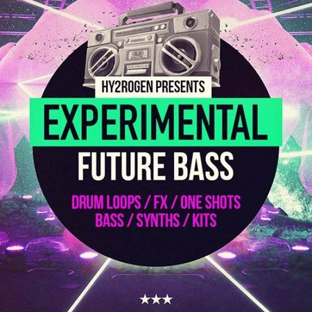Experimental Future Bass MULTiFORMAT-DISCOVER