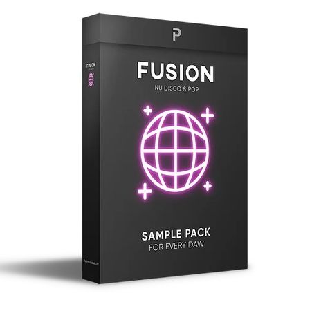 Fusion The Sounds Of Nu Disco & Synth Pop Wav