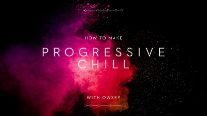 How To Make Progressive Chill TUTORiAL-SYNTHiC4TE