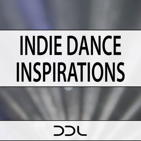 Indie Dance Inspirations WAV MiDi-DISCOVER