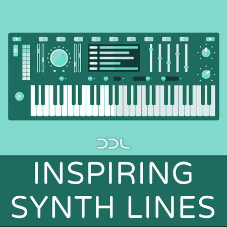 Inspiring Synth Lines WAV-DISCOVER