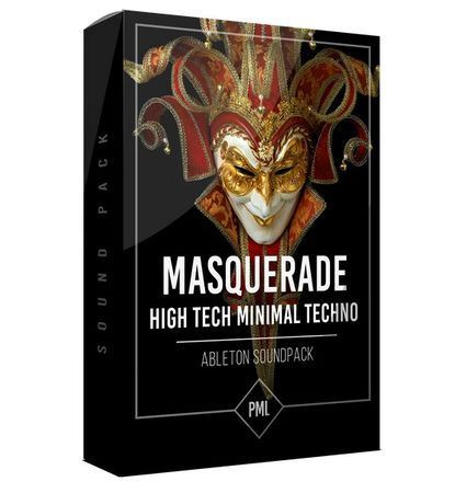 Masquerade Sound Pack MULTiFORMAT-DECiBEL