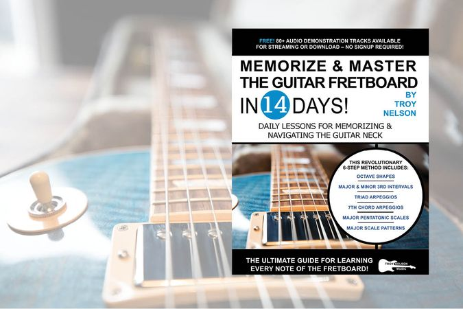 Master the Guitar Fretboard in 14 Days PDF