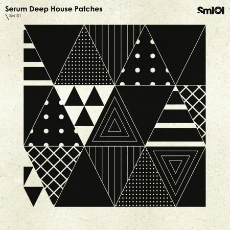 Serum Deep House Patches For SERUM-FLARE