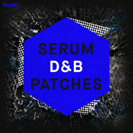 Serum DnB Patches For SERUM-FLARE