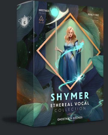 Shymer Ethereal Vocal Collection MULTiFORMAT