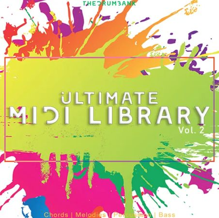 Ultimate Midi Library Vol 2 MiDi-DISCOVER