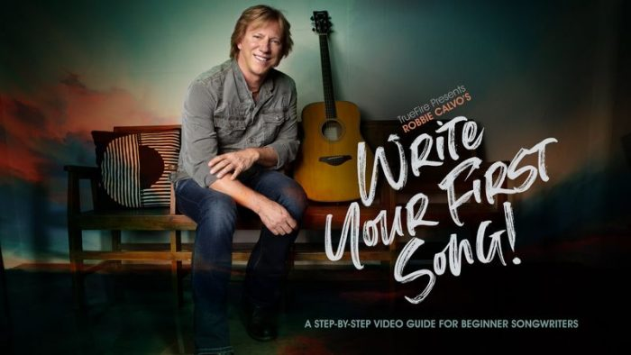 Write Your First Song TUTORiAL