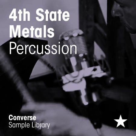 4th State Metals Percussion WAV-FLARE