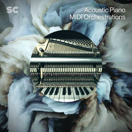 Acoustic Piano Orchestrations WAV MiDi