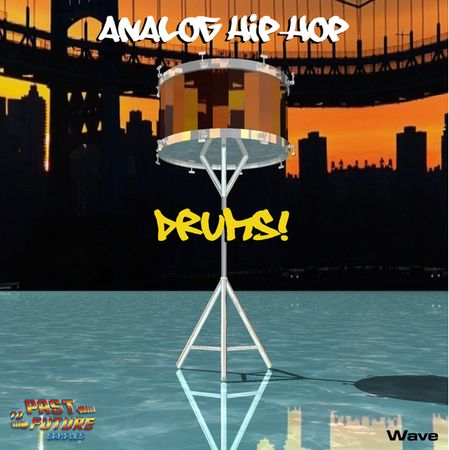 Analog Hip-Hop Drums WAV [FREE]