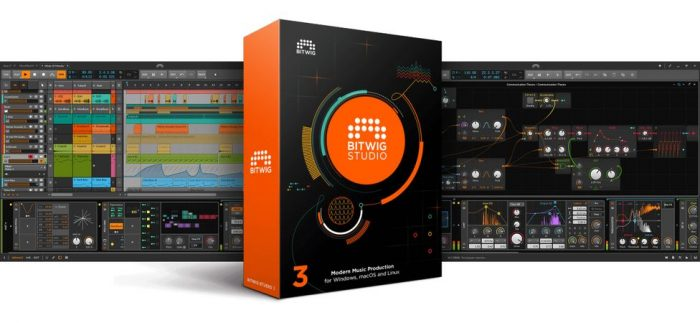 Bitwig Studio 3.3.1 x64 WiN MAC LiNUX