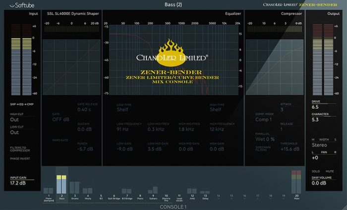 Console 1 Chandler Limited v2.5.9-R2R
