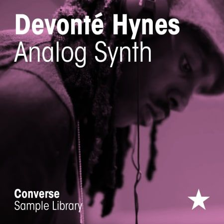 Devonte Hynes Analog Synth WAV-FLARE
