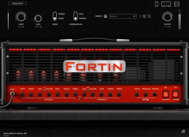 Fortin NTS Suite v2.0.0-R2R