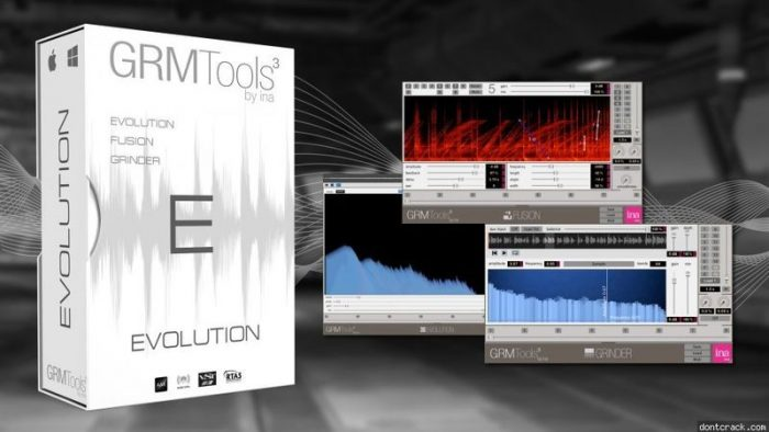 GRM Tools Evolution v3.8.0-R2R