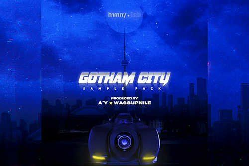 Gotham City Trap Sample WAV MIDI-FLARE