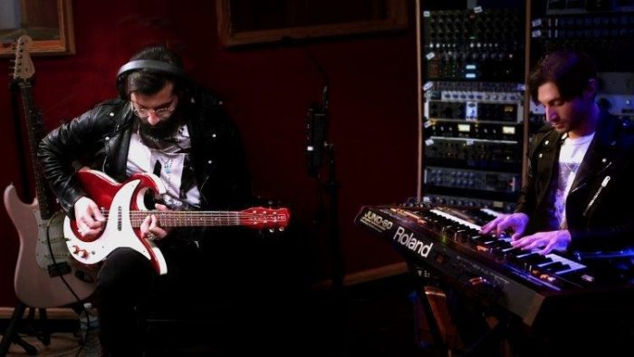 Guitar Keyboard Overdubs TUTORiAL