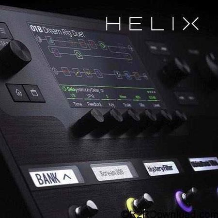 Helix Native v3.01 Incl Keygen-R2R