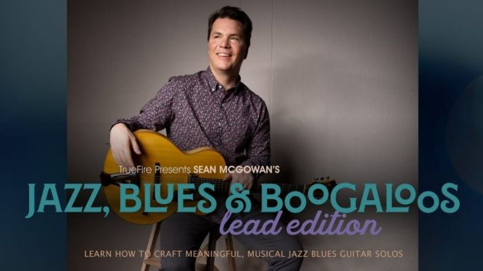 Jazz Blues and Boogaloos Lead Edition TUTORiAL