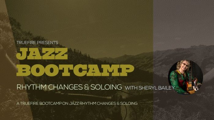 Jazz Bootcamp Rhythm Changes And Soloing TUTORiAL