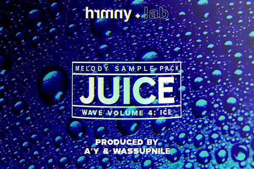 Juice Wave Vol. 4 WAV MIDI-FLARE