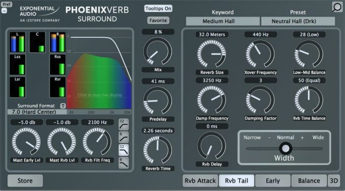PhoenixVerb Surround v4.0.1a-R2R