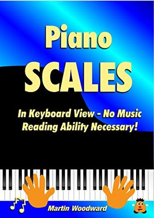 Piano Scales In Keyboard View PDF