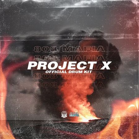 Project X Official Drum Kit WAV