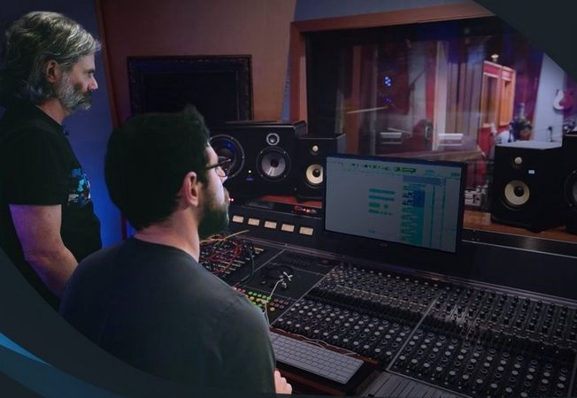 Recording The Band TUTORiAL-SYNTHiC4TE