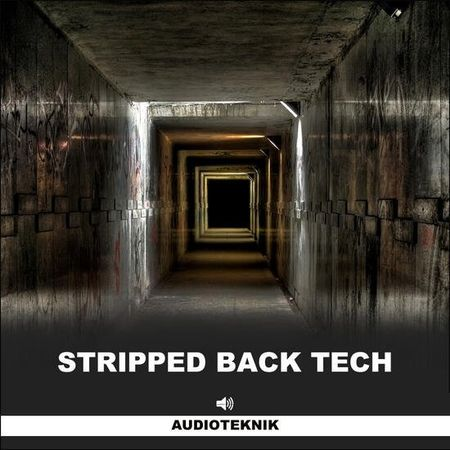 Stripped Back Tech WAV-DECiBEL