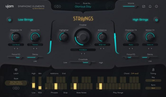 Symphonic Elements STRIIIINGS v1.0.0-R2R