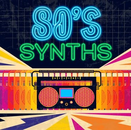 Synth Ctrl 80s Synths (Serum Presets) [FREE]