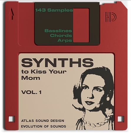 Synths To Kiss Your Mom Vol. 1