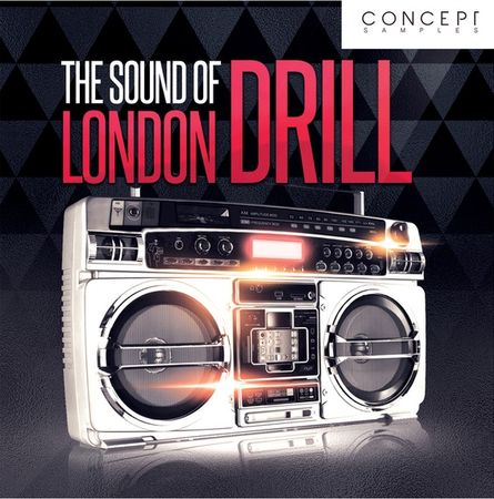 The Sound Of London Drill WAV-DECiBEL