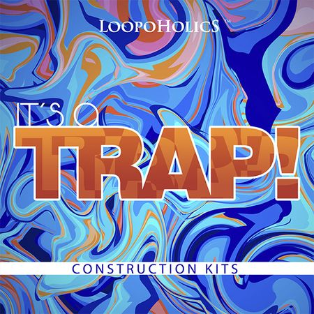 Trap Construction Kits WAV MIDi-DECiBEL