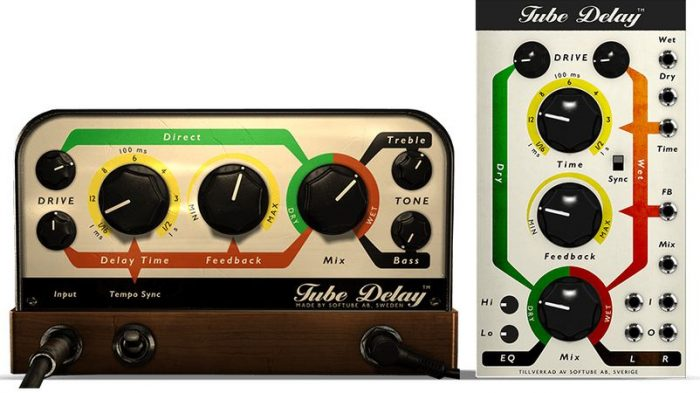 Tube Delay v2.5.9 WIN-R2R