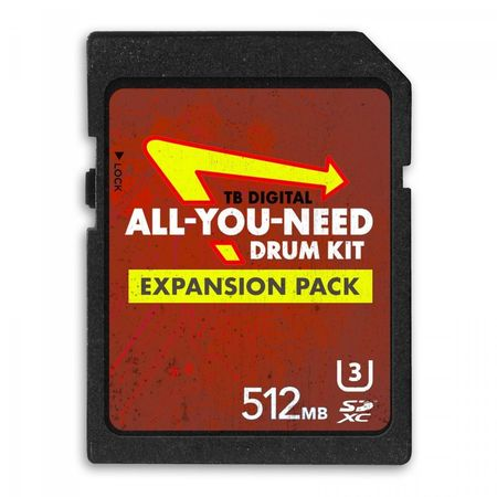all you need drum kit expansion