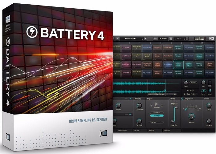 Battery 4 Factory Library V1.1.0 Hybrid R2r