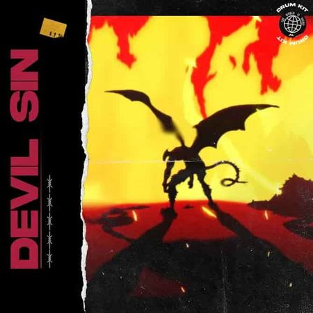 devil sin (drum kit) wav midi flp