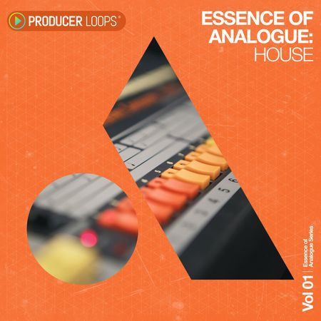 Essence of Analogue Vol 1 House MULTiFORMAT