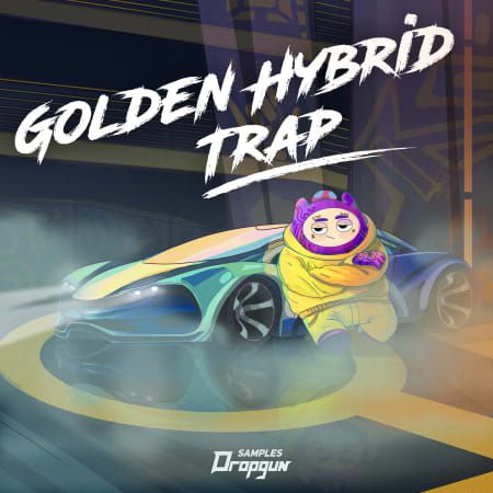Golden Hybrid Trap WAV-FANTASTiC