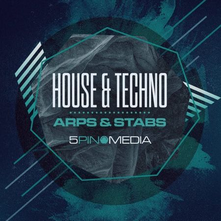 house and techno arps stabs multiformat
