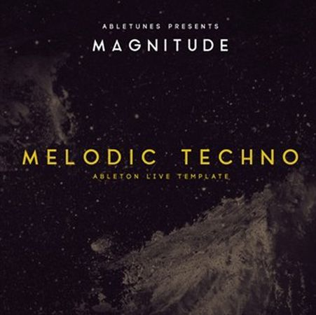 magnitude ableton live template