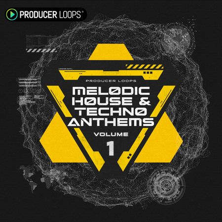 Melodic House And Techno Anthems Vol 1