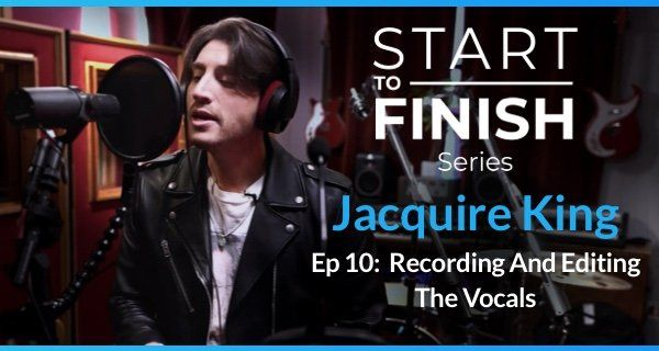 Recording The Lead Vocal TUTORiAL-SYNTHiC4TE