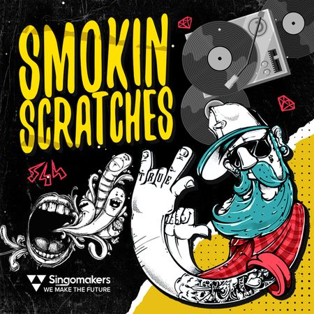 smokin scratches wav decibel