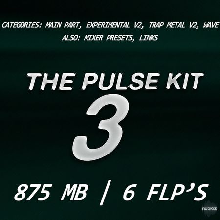 THE PULSE KIT III WAV MIDI FLP FST